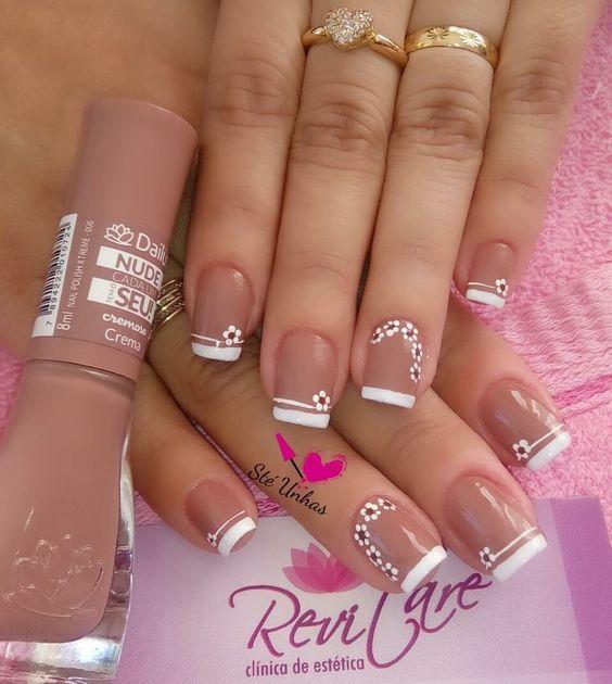 El arreglo de las uñas nunca pasará de moda, y las uñas decoradas no sólo em…