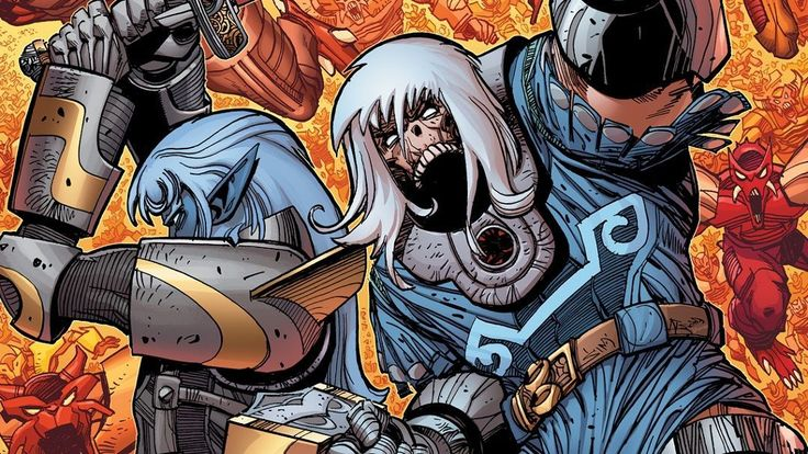 """Ragnarök de Walter Simonson 2"" (Walter Simonson, Panini Cómics)"