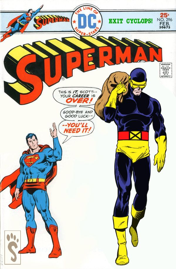 X Men Superman Crossover In 2020 Comics Marvel And Dc Crossover X Men