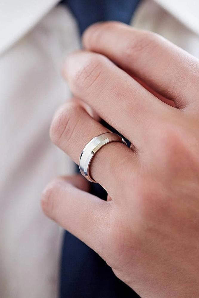 Moissanite Engagement Ring Vintage Engagement Ring Set Diamond