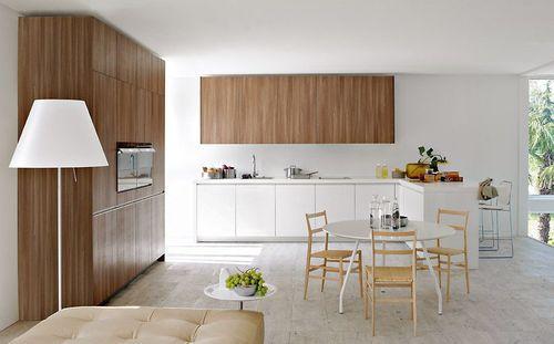 Muebles modernos para cocina: http://fotosdecasasmodernas.com/muebles-modernos-cocina/