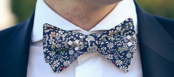 Où shopper un noeud papillon original? Le Colonel Moutarde Monsieur Jean Yves - L'Express
