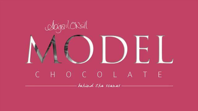 MODEL Chocolate - Behind the Scenes by Jordan Oldfield. Behind the scenes on day 2 of the lovely Abigail O'Neill's MODEL Chocolate recipe book photo shoot with the talented Damien Nikora.