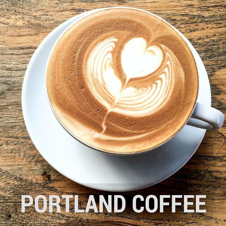 The best roasters and coffee shops in Portland, Oregon || http://www.rtwgirl.com/portland-coffee/