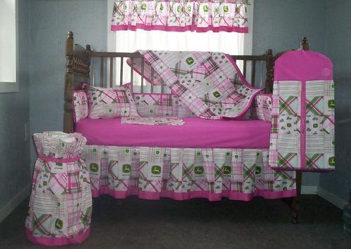 John Deere for girls! made something simular for Kymberly