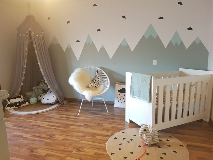 #nursery #earlydew #baby #klamboe #babykamer