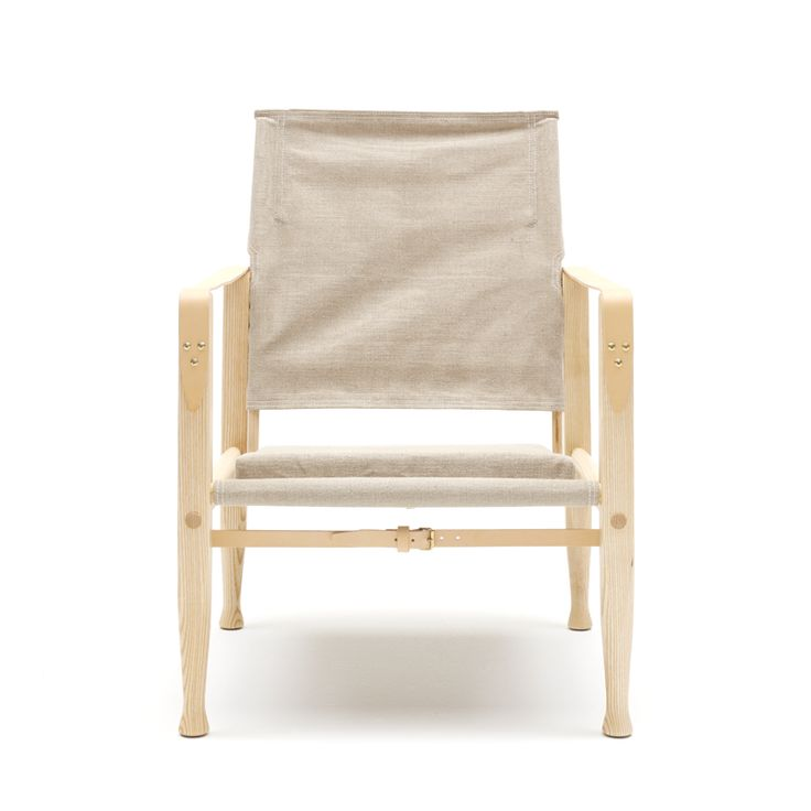 Safari chair by Kaare Klint - KK47000 - Carl Hansen & Søn