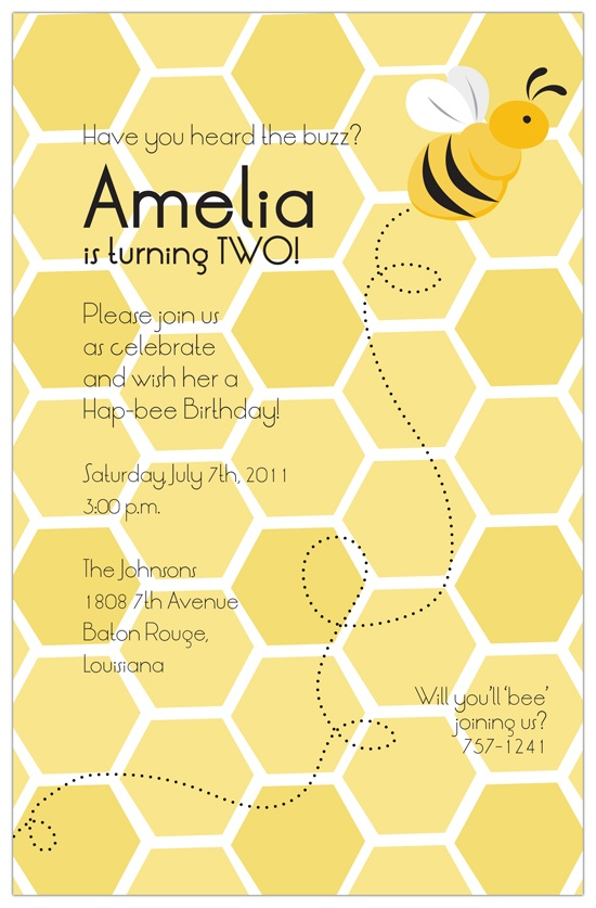 13 best images about bee invitations on pinterest bee for Spelling bee invitation template