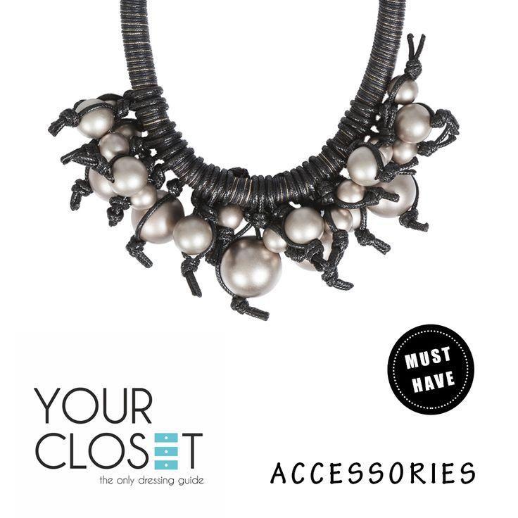 Τα musthave #αξεσουάρ της νέας σεζόν όλα εδώ! #fashion #fashionlover #accessories #statement #necklace #lookoftheday #newcollection #woman #womanstyle #fashionblog #fashionblogger #womenswear #bestoftheday #fashionista #fashionaddict