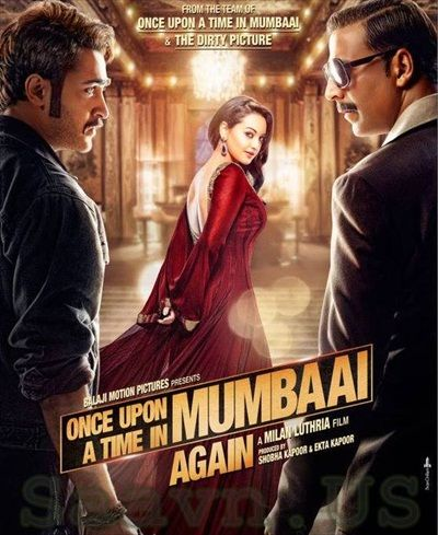 Once Upon a Time In Mumbai Dobara (2013) Mp3 Songs Download