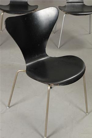 Arne Jacobsen Syveren Black