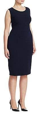 Marina Rinaldi Marina Rinaldi, Plus Size Marina Rinaldi, Plus Size Women's Stretch Sleeveless Dress 3