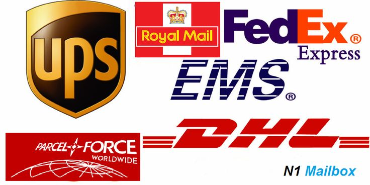 5 major #shipping carriers all in one location for the best deal for you. #CourierDelivery Services - #UPS | #DHL | #FedEx | #RoyalMail | #Parcelforce  - http://goo.gl/n2qxwC