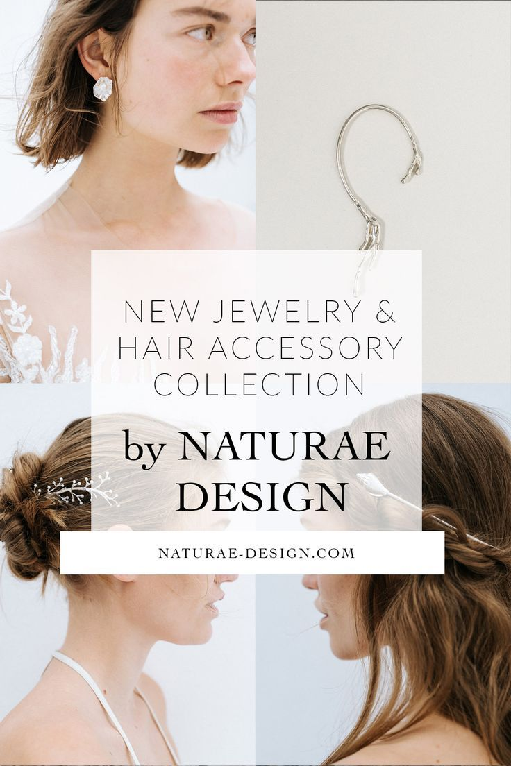 Luxury hair bands and earrings from Naturae Design. Visit online shop for more designs: www.naturaedesign.com. #hairaccessories #hairbands #earrings #luxuryjewelry #handmade #hairstyles #giftideas #bridalhair #weddinghair