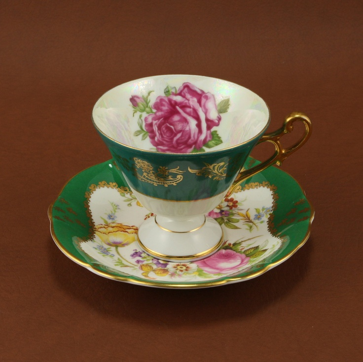 428 Best Tea Cups ROYAL HALSEY images   Tea cups, Tea, Cup