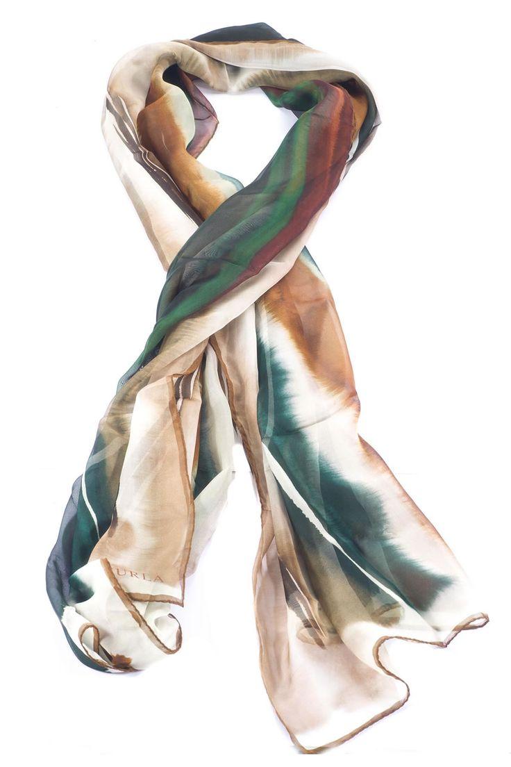 Multicolour stole - Euro 125   Furla   Scaglione Shopping Online