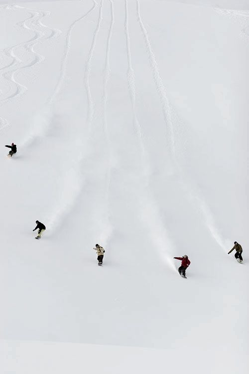 Repinned by Wondrous. For a snowboard workout check out: http://www.wondrous.com.au/prep-you-for-the-slopes/