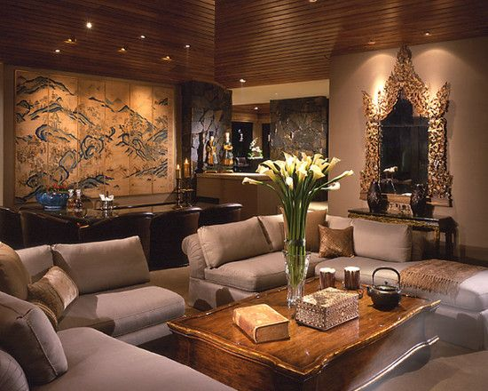 25 best asian living rooms ideas on pinterest - Asian interior design small space ...