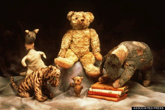 """""""'How do you spell love?' - Piglet 'You don't spell it...you feel it.' - Pooh"""" 14 Quotes from A.A. Milne's Winnie the Pooh books"""