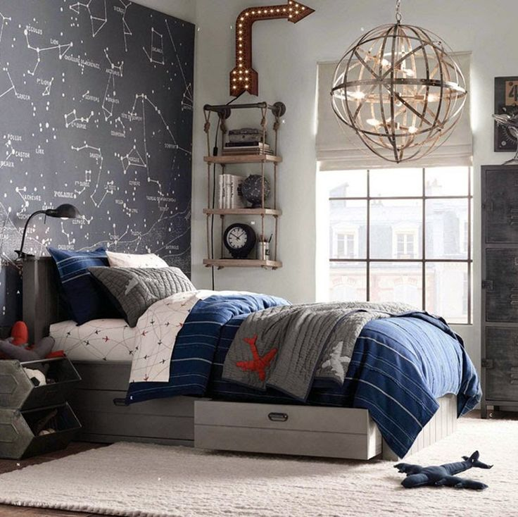 Recopilando: las mejores ideas para dormitorios juveniles. Nos encanta este post…
