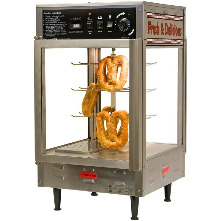 http://snackshacksupplies.com/product/benchmark-18-2-door-humidified-pizza-pretzel-warmer-display-51018/ Pizza and Pretzel Warmer Display (51018) Do you have issues keeping food hot and fresh while on display? The Benchmark 2-Door Humidified Pizza and Pretzel Warmer Display (for 18″ pizzas) is perfect for keeping any hot food items temperature controlled!$1,349.95