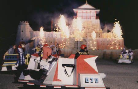 Takeshi's Castle (Challenge 2013)