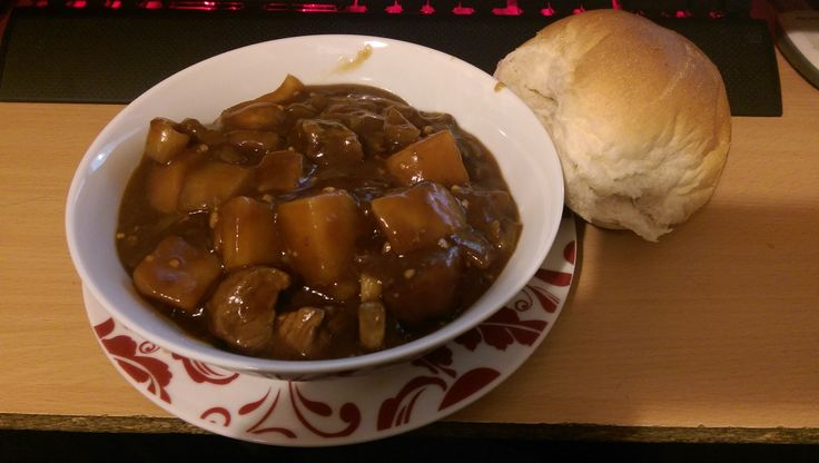 Whisky beef and mushroom stew @ allrecipes.co.uk