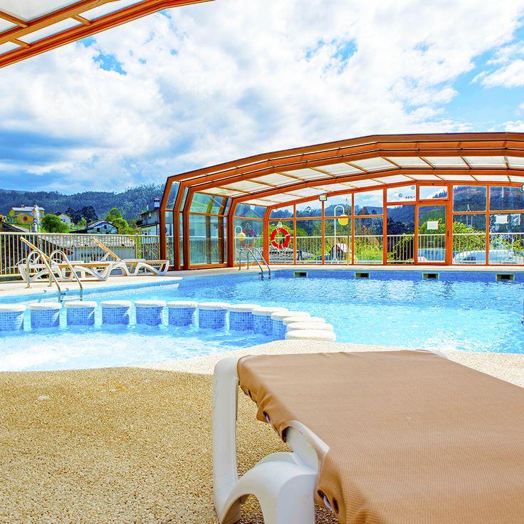 40 best establecimientos con piscina exterior en galicia for Camping en galicia con piscina