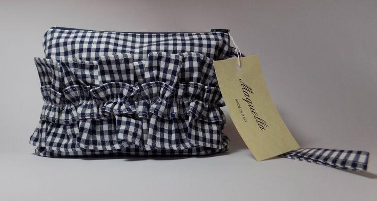 Pochette , borsetta da polso ,borse e borsette,pochette di cotone,pochette elegante,pochette da ballo festa,borsetta da sera,POCHETTE PROMO di MAQUELLA su Etsy
