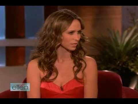 Jennifer Love Hewitt on Ellen Degeneres Show