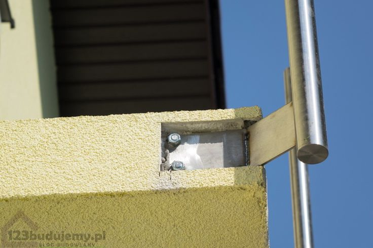 montaż balustrady aluminiowej na balkonie nowoczesna #balustrada szkło aluminium - Balustrada, Barierka, Balkon, Balustrada #Szklanabalustrada, Balustrada Balkonowa #balkon #budowadomu #dom