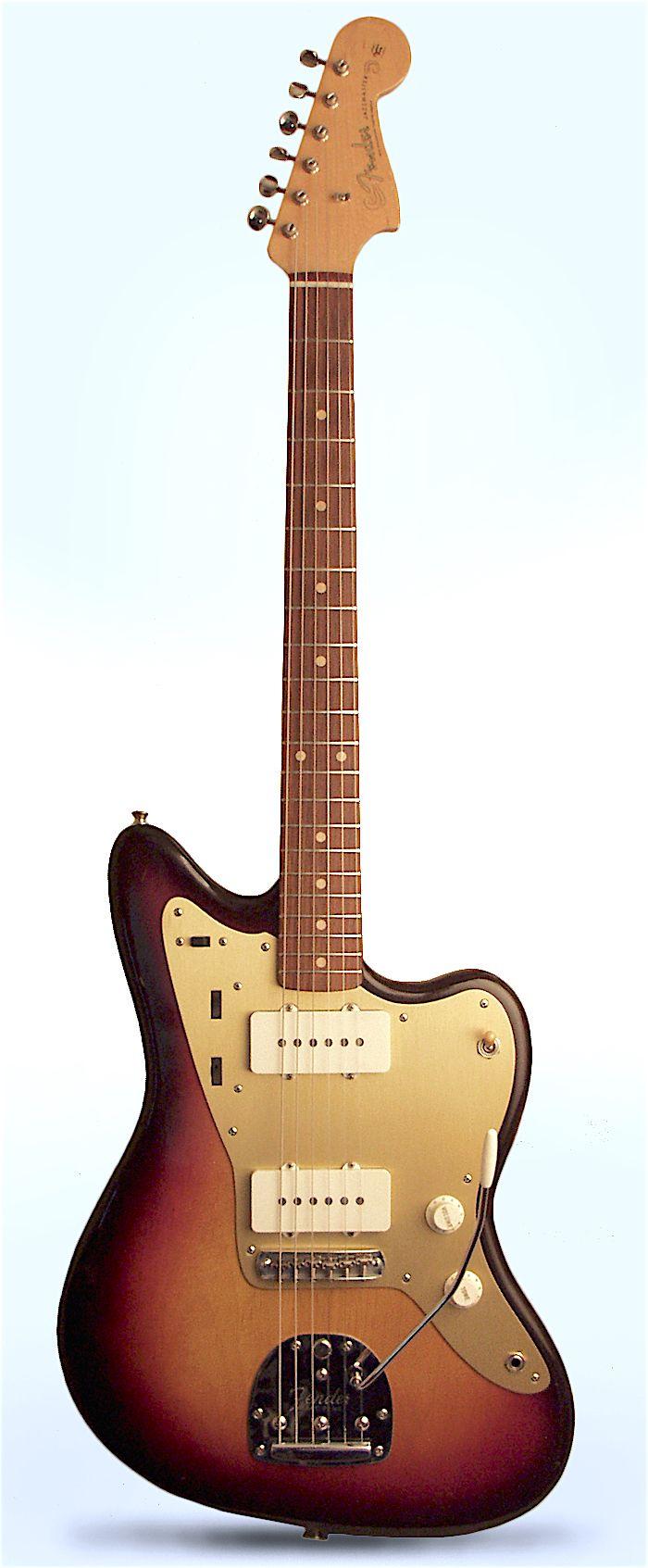Fender Jazzmaster Solid Body Electric Guitar 1959 Guitar Fender Guitars Electric Guitar