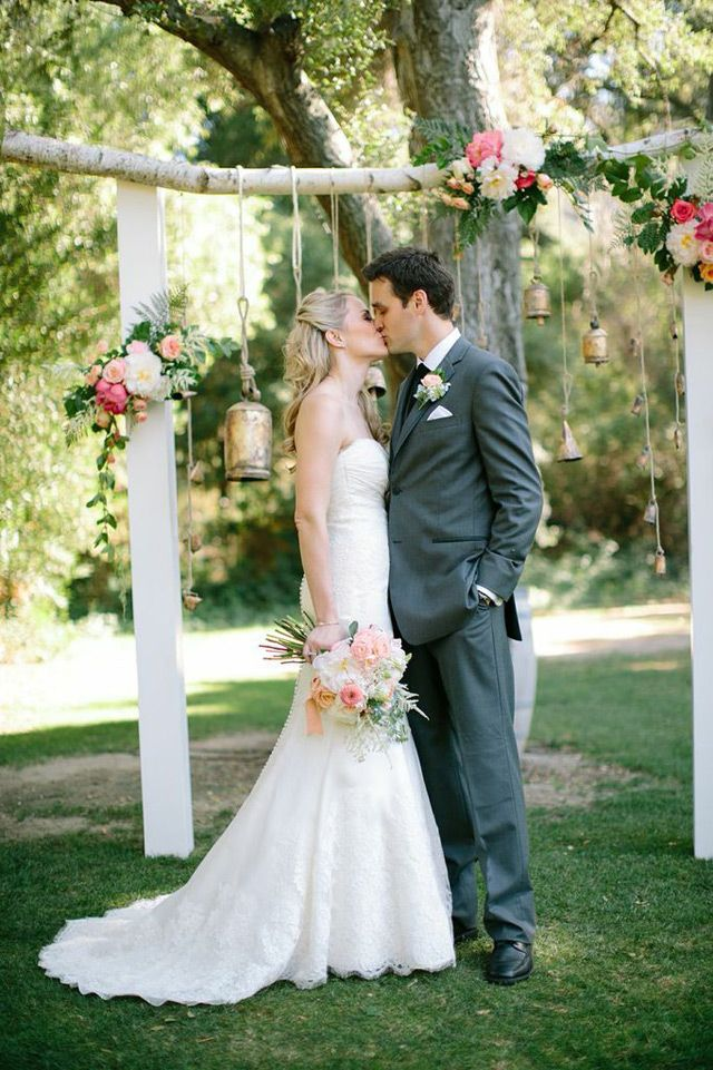 One Of A Kind Rustic Wedding Arch By Amorology We This Moncheribridals
