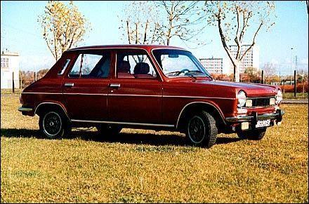 C'est la voiture la plus vendue en France en 1972. Elle a été fabriquée à plus de 2 millions d'exemplaires entre 1967 et 1981. Simca 1100