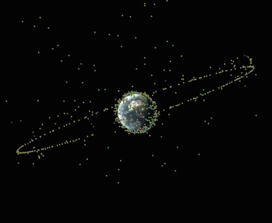 earth orbit altitude - photo #49