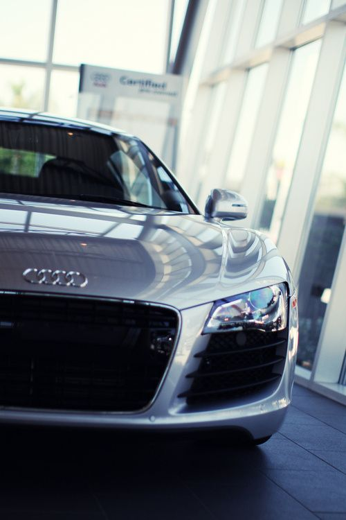 Audi R8.  Car of the Day: 13 May 2014.