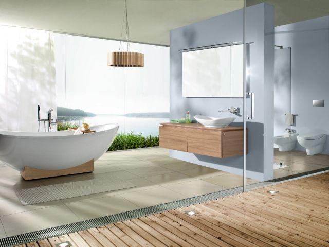 53 best Suite Parentale Salle De Bain images on Pinterest Bathroom