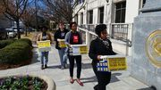 Today the Human Rights Campaign of Alabama dropped off petitions containing 28,000 signatures asking the Judicial Inquiry Commission to conduct an investigation in an ethics complaint filed against Alabama Supreme Court Chief Justice Roy Moore.