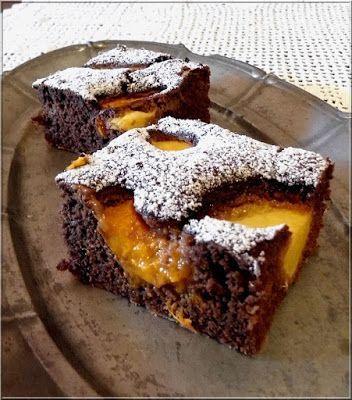 Limara péksége: Gluténmentes barackos pite