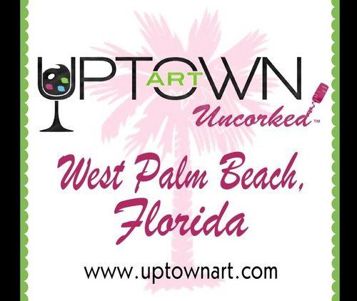 Uptown Art Uncorked West Palm Beach