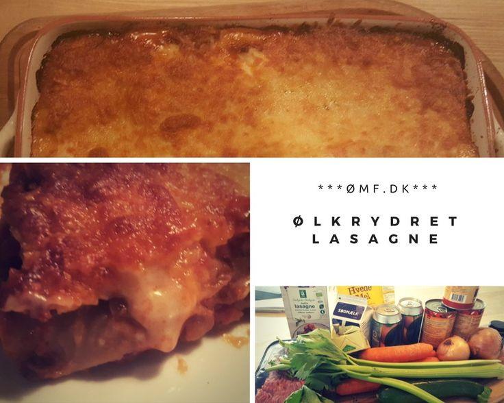 Ølkrydret lasagne - Powered by @ultimaterecipe
