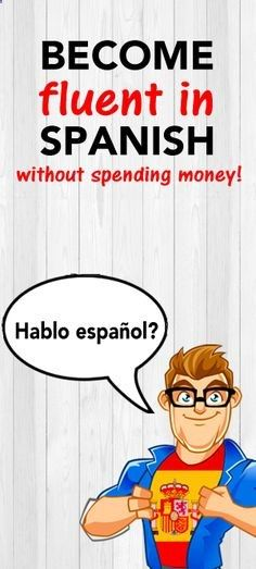 Learn how to speak Spanish without paying any money using Duolingo, Netflix, language exchanges and a lot of practice. www.davidhay.org/...