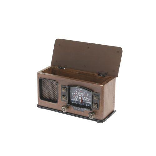 #Miniature #radio box #ClassicalStyle