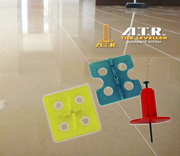 ATR Tile Leveling System 2mm Startup Kit [ATR2KIT80] - $59.99 : Flooring Supply Shop, Flooring and Floors Heating Supply Discount Warehouse