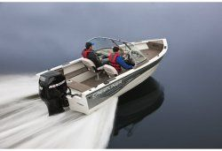 New 2010 Crestliner Boats Sport Angler 1650 Multi-Species Fishing Boat Boat