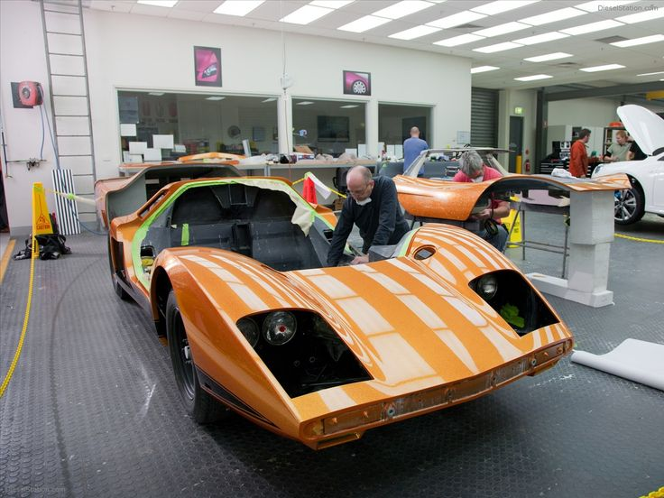Holden Hurricane Concept 1969 Exotic Car Picture Of 50 : DieselStation