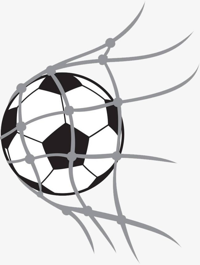 Hand Painted Football Goals Football Clipart Movement Football Png Transparent Clipart Image And Psd File For Free Download Football Ball Football Images Football Pitch