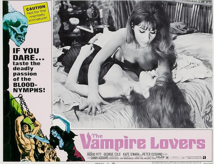 Top 10 películas Lésbicas de Vampiros