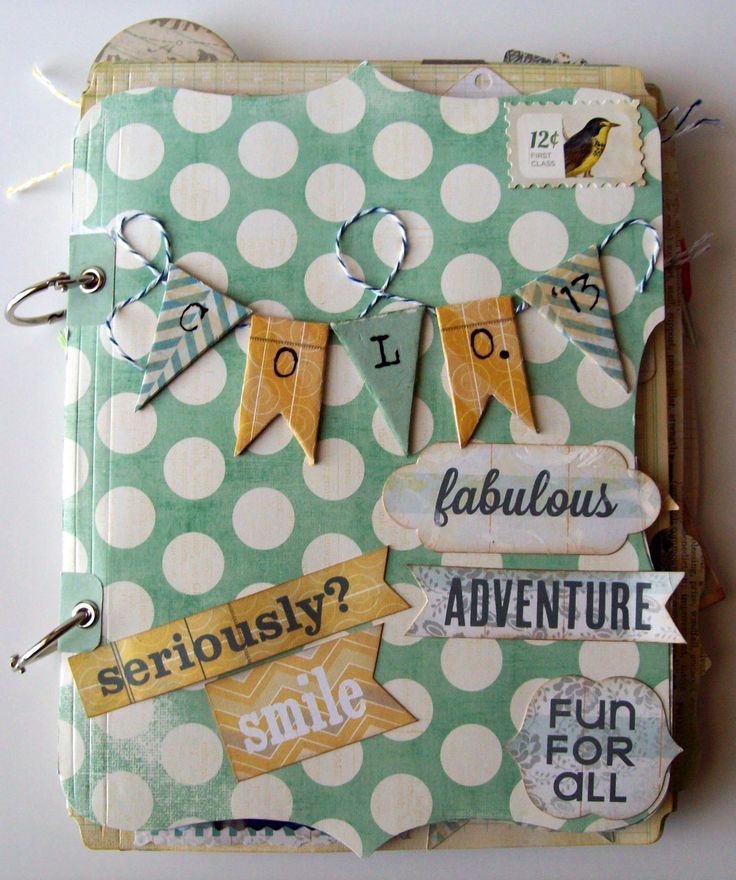 how to make a travel book