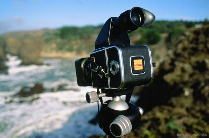 Hasselblad on Big Surf Day